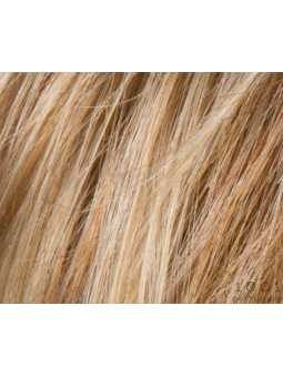 ginger rooted- Perruque synthétique courte lisse Fair mono