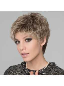 Perruque synthétique courte lisse Foxy Small- sandmulti rooted
