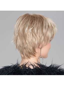 Perruque synthétique courte lisse Start- pastelblonde rooted