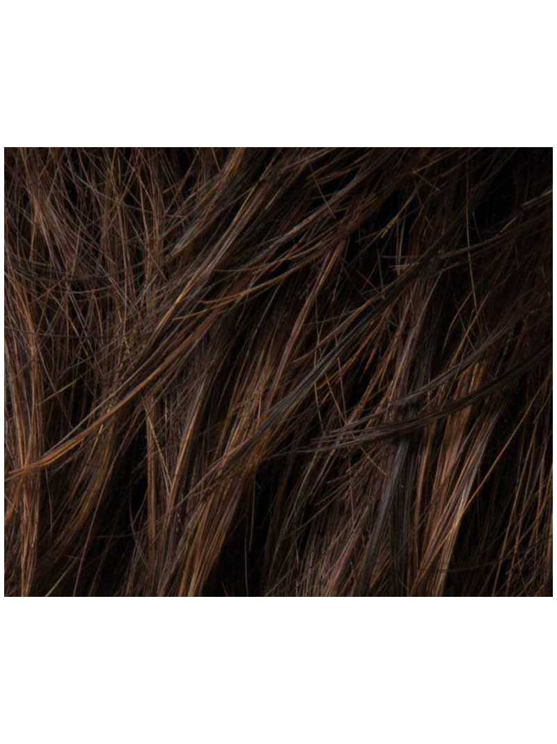 Dark chocolate mix 6.33.4 - Perruque synthétique courte lisse Beauty