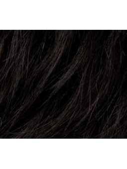 black- Perruque synthétique courte lisse Stop Hi Tec