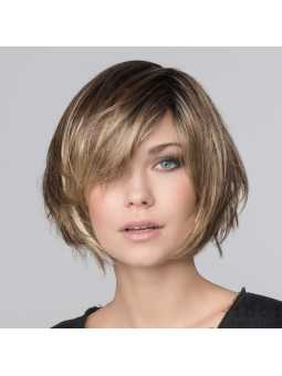 Perruque synthétique carré lisse Fresh- lightbernstein rooted