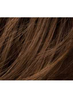chocolate mix- Perruque synthétique carré lisse Amy Deluxe