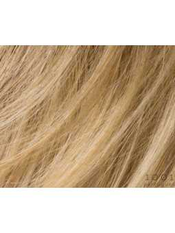 lightcaramel rooted- Perruque synthétique carré lisse Amy Deluxe