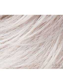 silver rooted- Perruque synthétique carré lisse Amy Deluxe