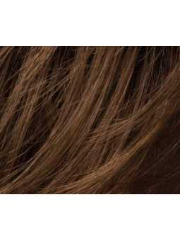 chocolate rooted-  Perruque synthétique courte wavy Cora
