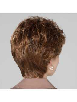 Perruque synthétique courte wavy Cora- chocolate rooted