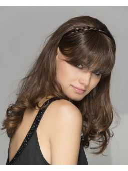 Extension tresses synthétique lisse Braid Band : Médium brown 6.4