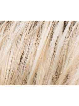 champagne mix- Perruque synthétique mi longue wavy Gina mono