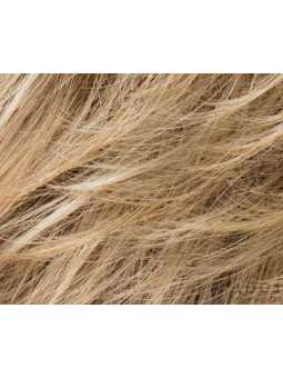 caramel rooted- Perruque synthétique mi longue wavy Jade