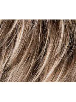 sand multi rooted- Perruque synthétique carré mi long lisse Queen comfort