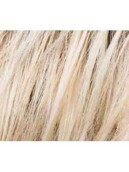 pastelblonde rooted- Perruque synthétique longue wavy Beach mono
