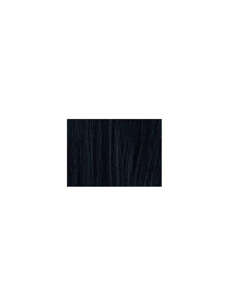 Extension capillaire synthétique longue bouclée Pastis : black 1.2