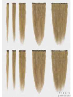 Extension capillaire synthétique longue lisse Hair In : Platinum blonde 25.23