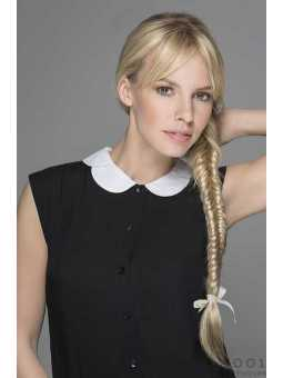 Extension capillaire tresse longue Pixy: light blonde 25.26