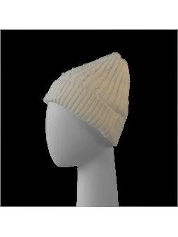 Bonnet Perles blanc