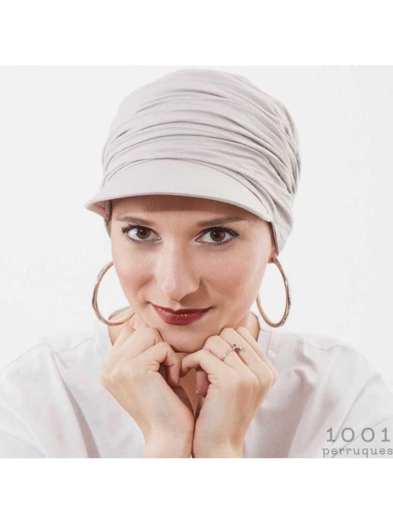 Casquette chimiothérapie JC