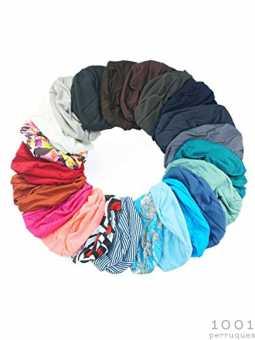 Tala turban pour chemioterapia et alopécie en coton antiallergique
