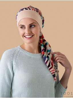 Turban bonnet...