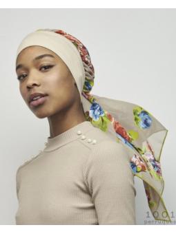 Turban bonnet chimiothérapie Lova