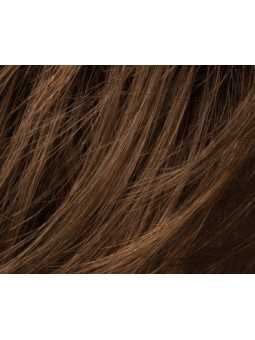 Perruque mi longue lisse Semi-Naturelle Spirit : Chocolate mix 8.30.6