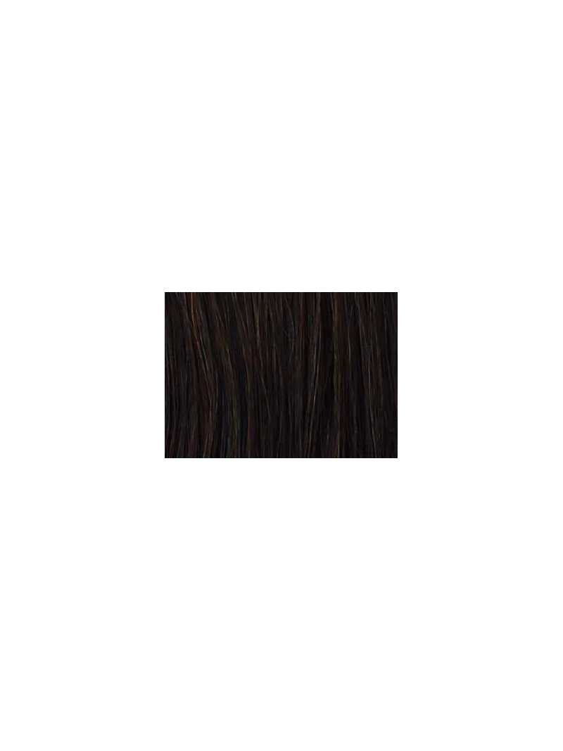 Perruque courte lisse enfant Lilly - chocolate brown