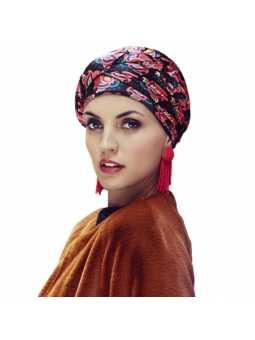 Turban chimiothérapie Boho spirit