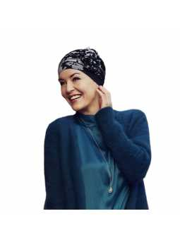 meilleur service 5f666 285bd Turbans Bonnets Chimiothérapie Christine Headwear