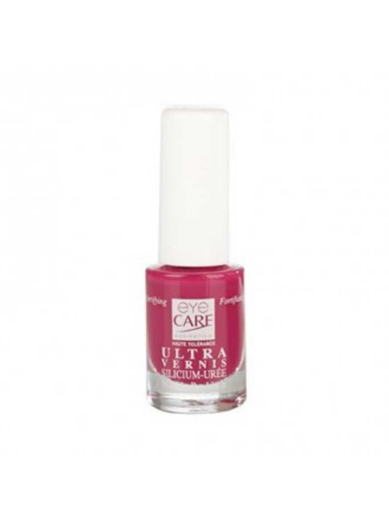 Vernis coloré au silicium urée Eye care 4,7 ML fuschia