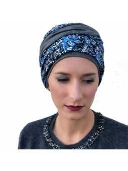Turban chimiothérapie Nadia - Sherwood