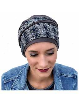 Turban chimiothérapie Nadia - prisme