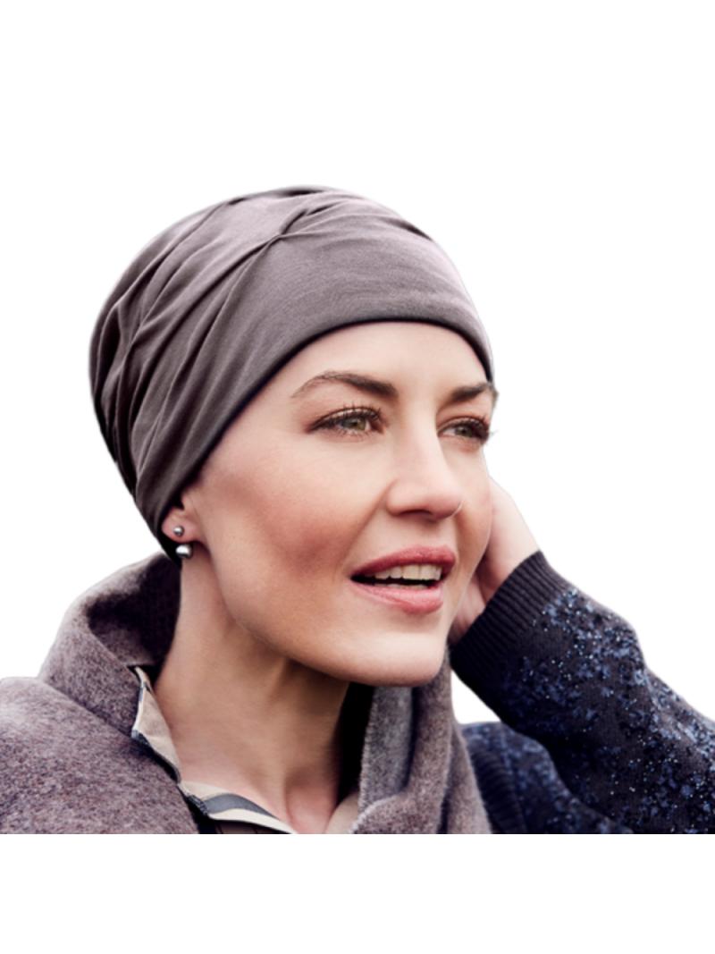 Bonnet chimiothérapie laine Ankaa thermorégulateur
