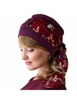 Turban bonnet chimiothérapie Venise