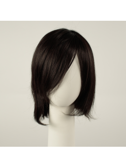 Perruque synthétique longue lisse Affair -  espresso rooted