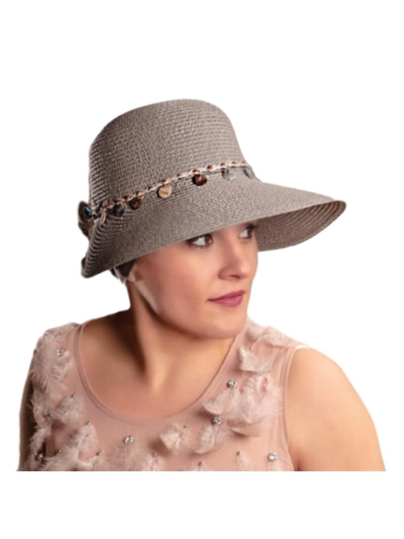 Chapeau d'été Paul - gris