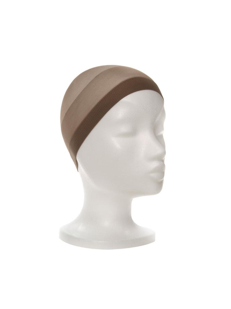 Sous bonnet nylon Ellen Wille marron