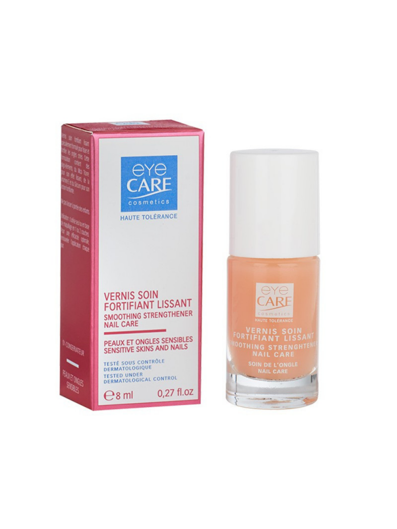 Vernis soin lissant fortifiant Eye Care