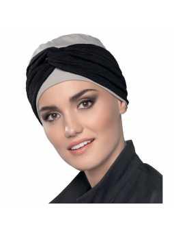 Bandeau chimiothérapie Bando Ellen Wille - black