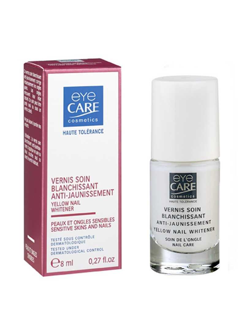 Vernis soin blanchissant anti-jaunissement Eye Care 8ml