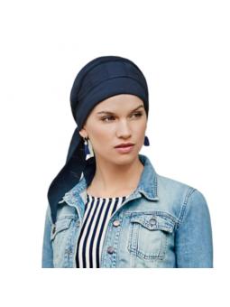 Turban foulard chimiothérapie Asta en coton