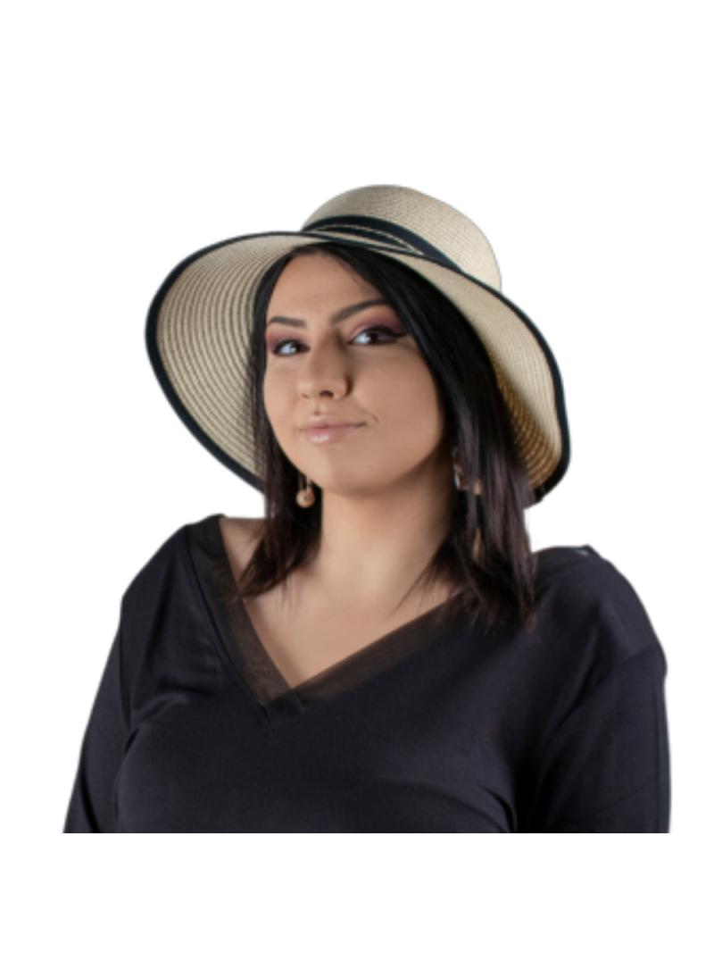 Chapeau d'été en papier Morgane