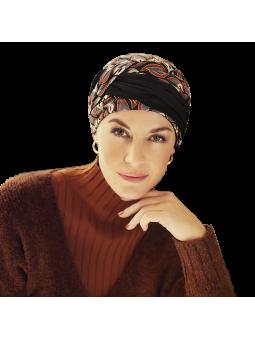 Turban foulard...