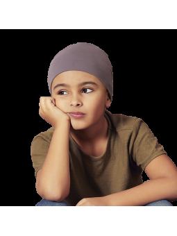 Bonnet chimiothérapie fille ou garçon Fibre de lait