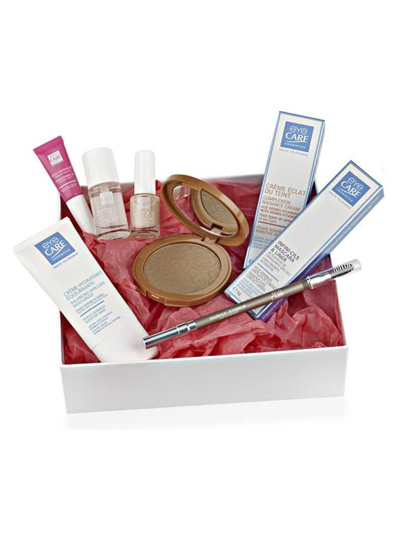 Box produits de beauté Eye Care