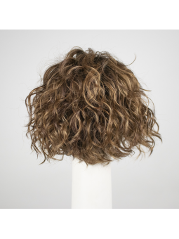 Perruque synthétique mi longue wavy Turn - HotMocca Rooted