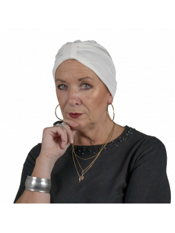 Bonnet Lou ivoire