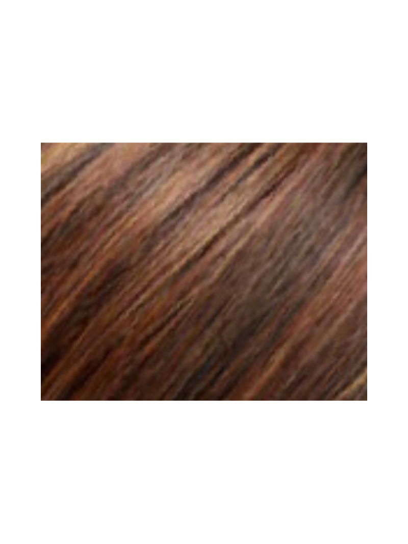 Perruque mi longue lisse fibres duo Lady - 637 Cinnamone raisin