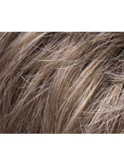 Perruque courte lisse fibres naturelles Allure: Smoke mix 38.48