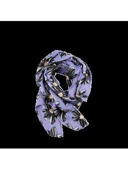 Foulard amovible de turban chimiothérapie Boho spirit Zebra flower