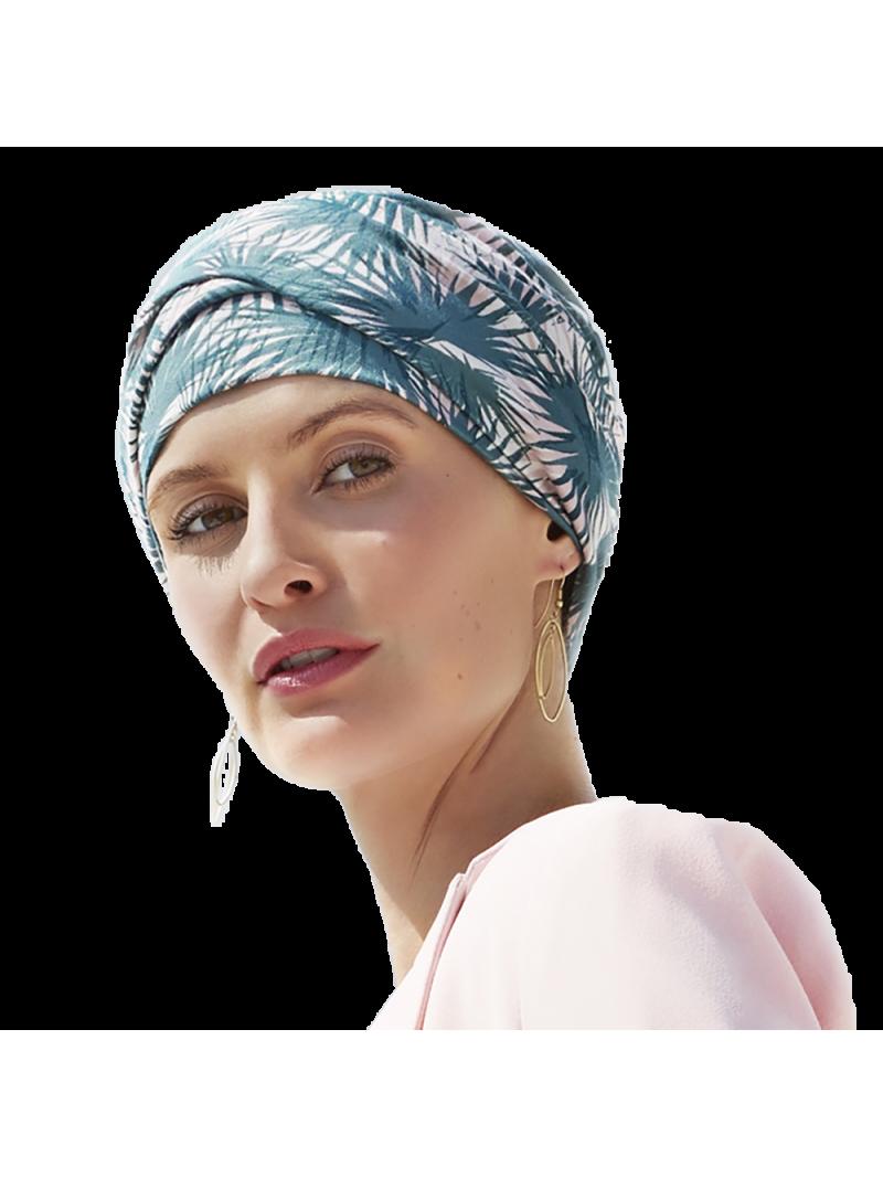 Bonnet chimiothérapie Kaya Viva coconut